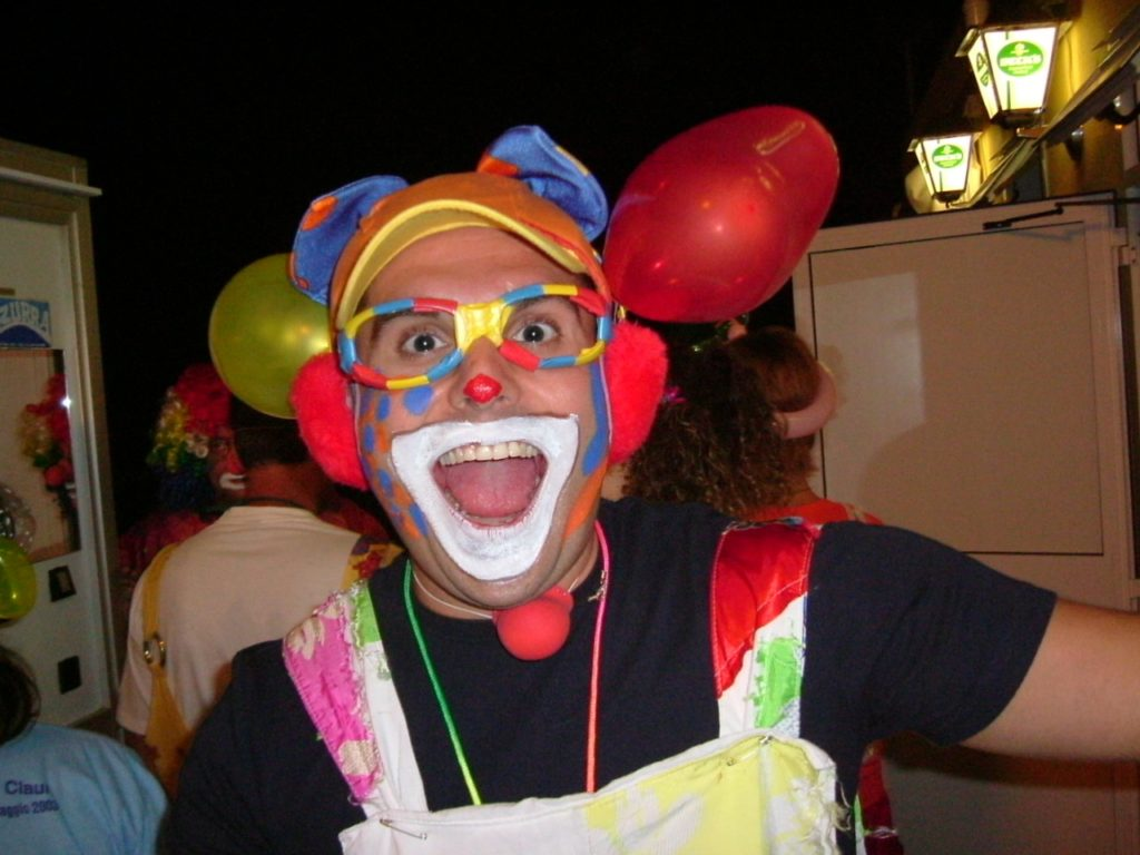 Francesco Conti Clown Ciofega